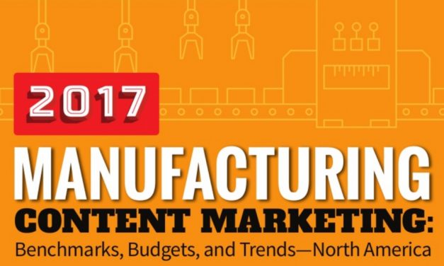 Manufacturing Marketers See Content Marketing Breakthrough [Research]