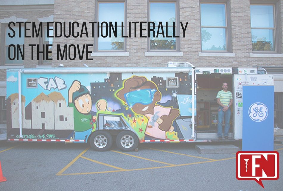 STEM Education Literally on the Move