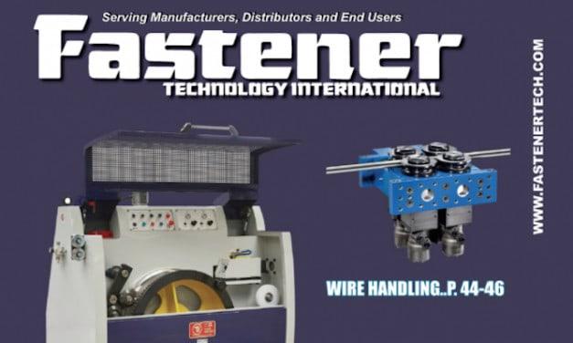 Fastener Technology International, December 2016 /January 2017