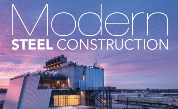 Modern Steel Construction, December 2016