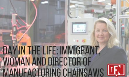 Day In The Life: Immigrant, Woman And Director Of Manufacturing Chainsaws