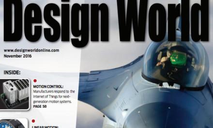Design World, November 2016