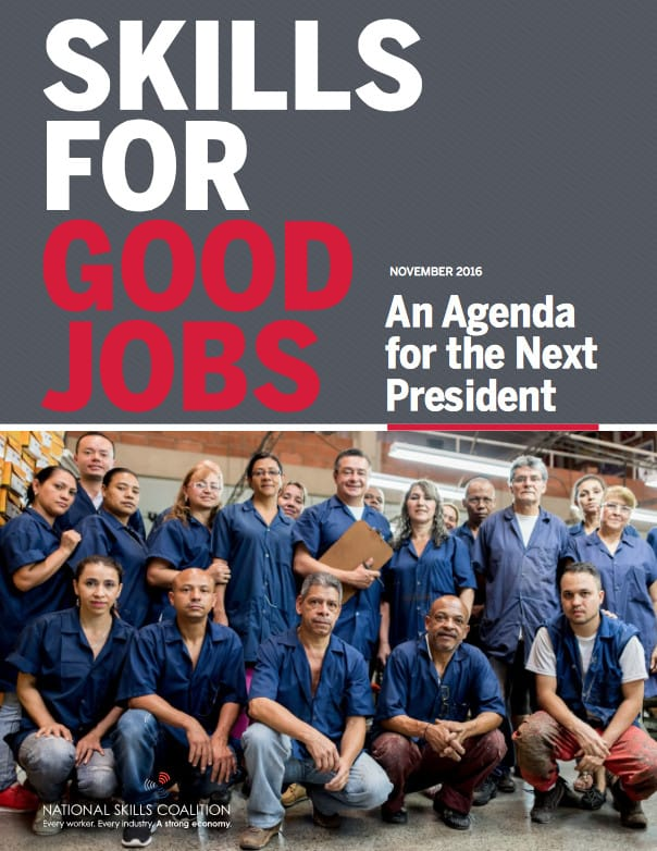Skills for Good Jobs