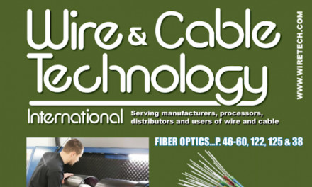 Wire & Cable Technology International, November/December 2016