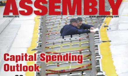 Assembly Magazine, December 2016