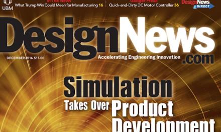 Design News, December 2016