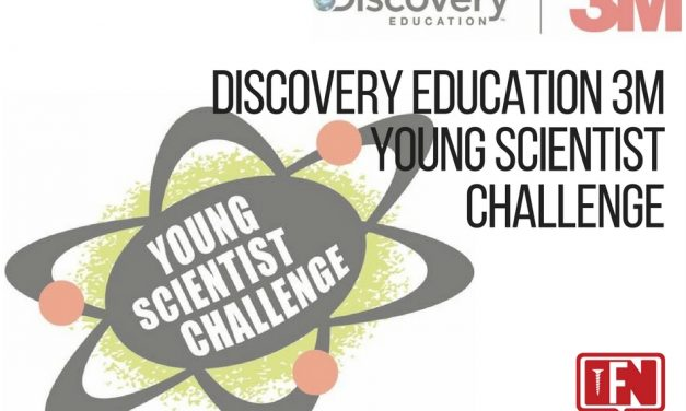Discovery Education 3M Young Scientist Challenge