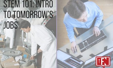 STEM 101: Intro to Tomorrow's Jobs