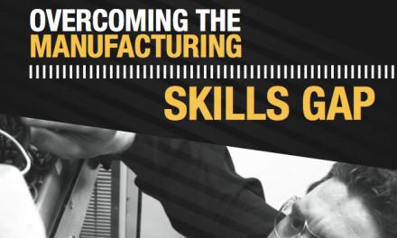 Overcoming the Manufacturing Skills Gap