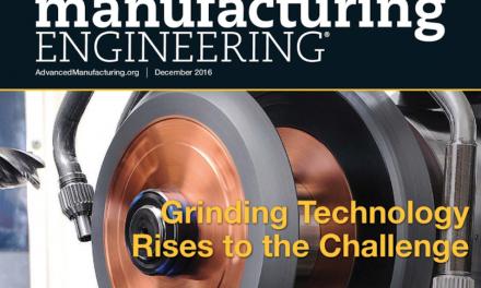 Manufacturing Engineering, December 2016