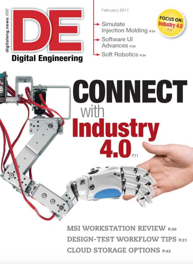 Digital Engineering, February 2017