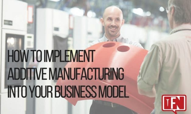 How to Implement Additive Manufacturing into Your Business Model