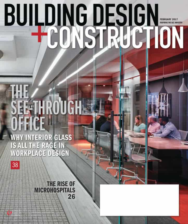 Building Design + Construction, February 2017