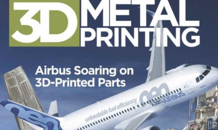 3D Metal Printing, Winter 2017