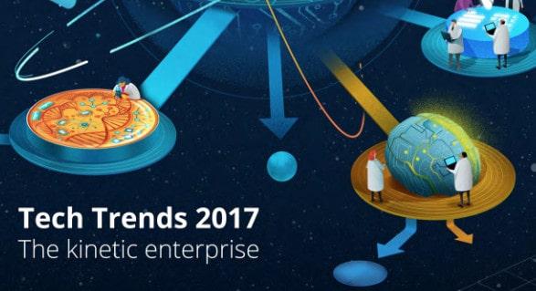 Tech Trends 2017: The Kinetic Enterprise