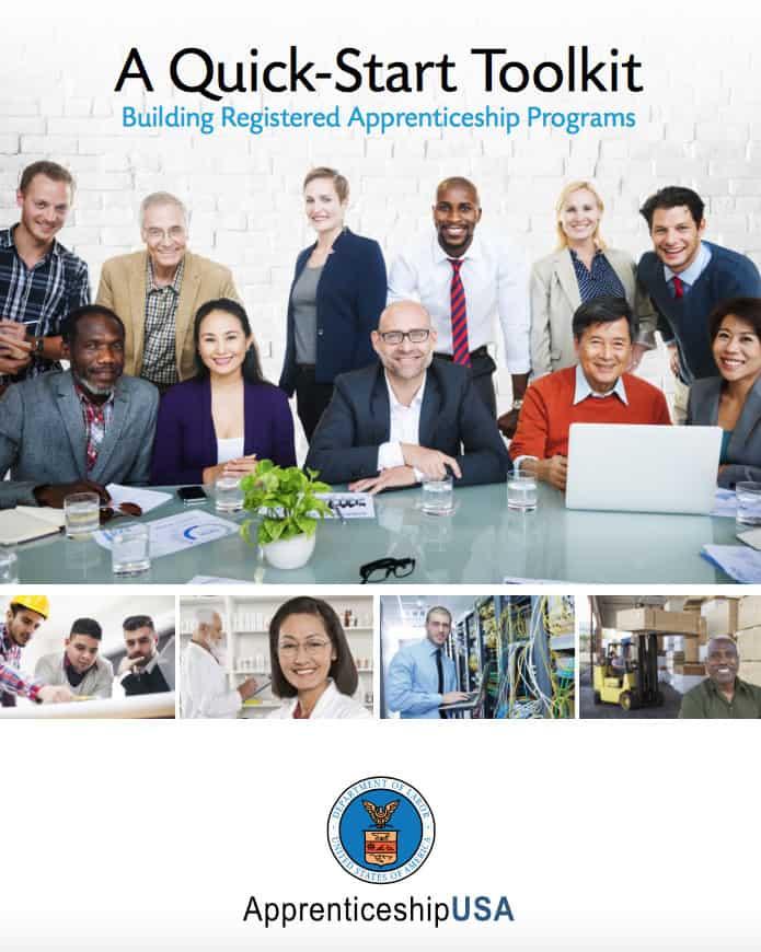 A Quick-Start Toolkit: Building Registered Apprenticeship Programs
