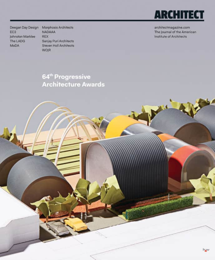 Architect Magazine, February 2017