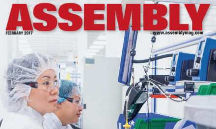 Assembly Magazine, February 2017