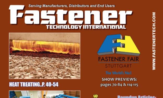 Fastener Technology International, February/March 2017