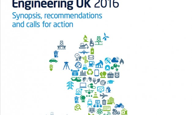 Engineering UK 2016: Synopsis, Recommendations and Calls for Action