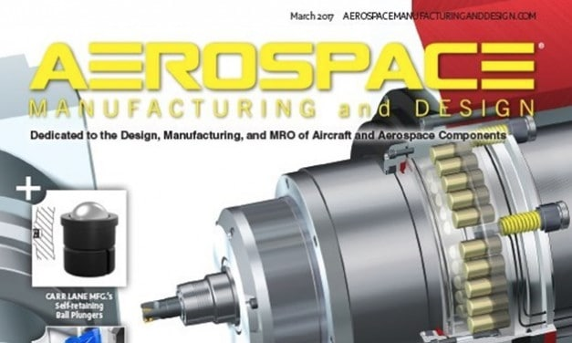Aerospace Manufacturing and Design, March/ April 2017