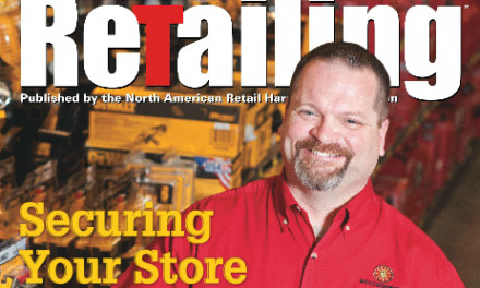 Hardware Retailing, March 2017