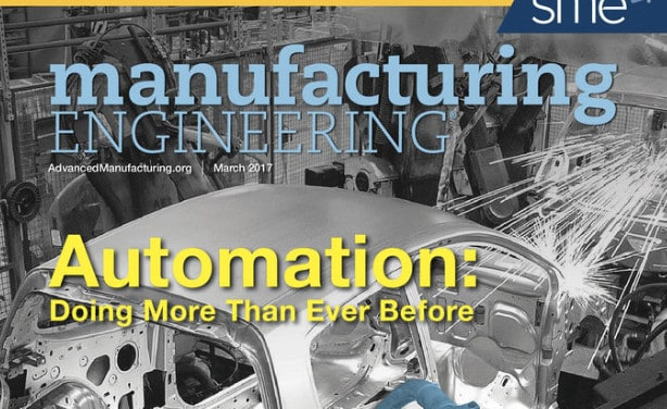 Manufacturing Engineering, March 2017