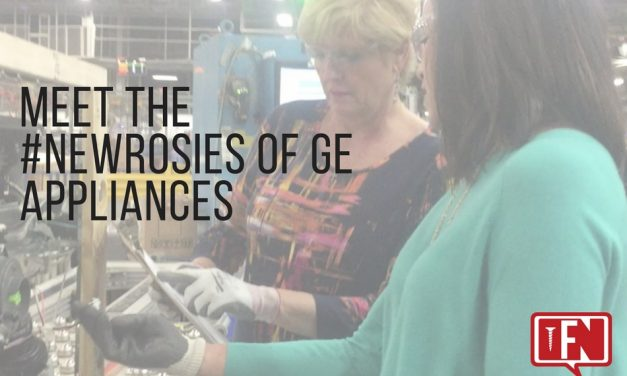 Meet the #NewRosies of GE Appliances