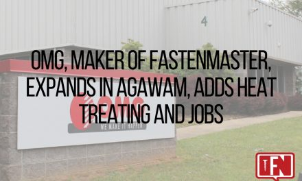 OMG, Maker of FastenMaster, Expands in Agawam, Adds Heat Treating and Jobs