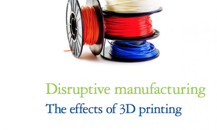 Disruptive Manufacturing: The Effects of 3D Printing