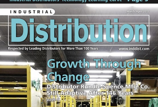 Industrial Distribution, March 2017