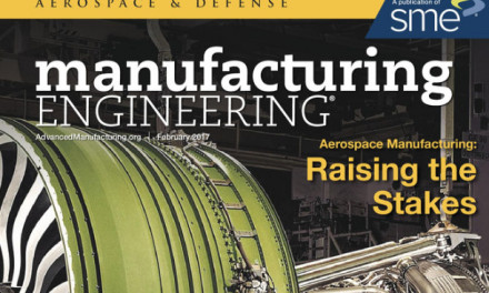 Manufacturing Engineering, February 2017