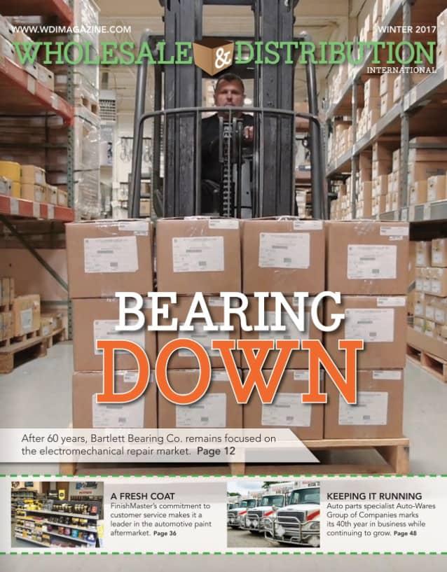 Wholesale & Distribution International, Winter 2017