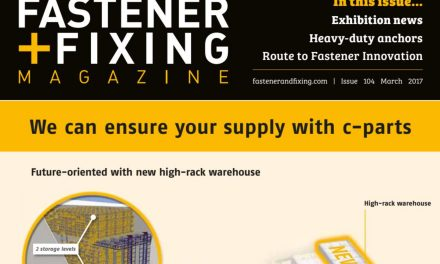 Fastener + Fixing, March 2017