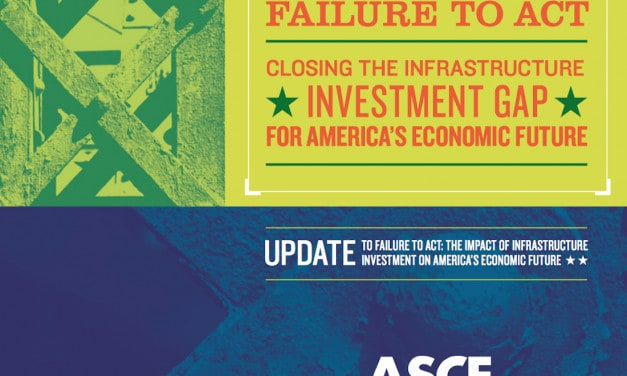 Failure to Act: Closing the Infrastructure Investment Gap for America's Economic Future