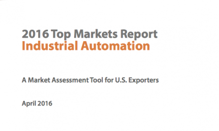 2016 Top Markets Report Industrial Automation
