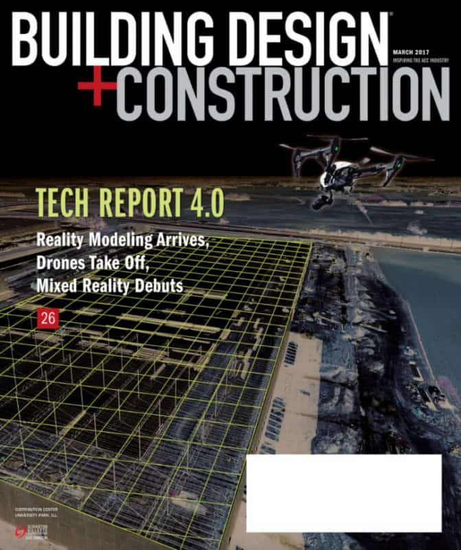 Building Design and Construction, March 2017