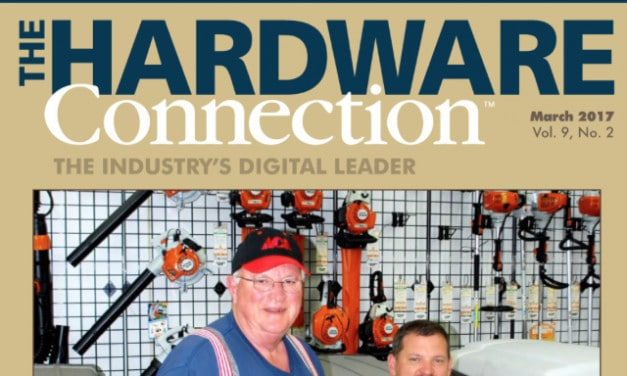 Hardware Connection, March 2017