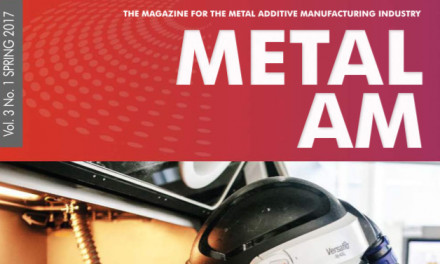 Metal Additive Manufacturing, Vol. 3 No. 1 SPRING 2017