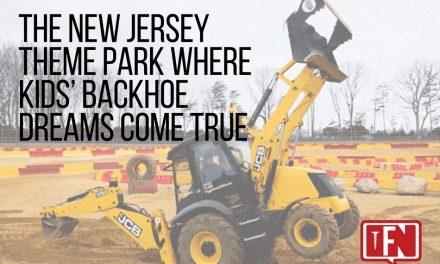 The New Jersey Theme Park Where Kids' Backhoe Dreams Come True