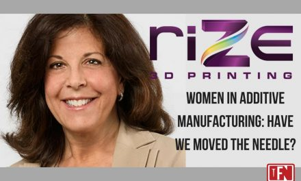 WOMEN IN ADDITIVE MANUFACTURING: HAVE WE MOVED THE NEEDLE?