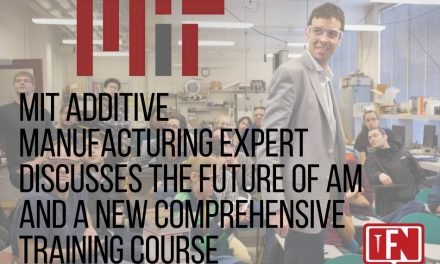 MIT Additive Manufacturing Expert Discusses the Future of AM and a New Comprehensive Training Course