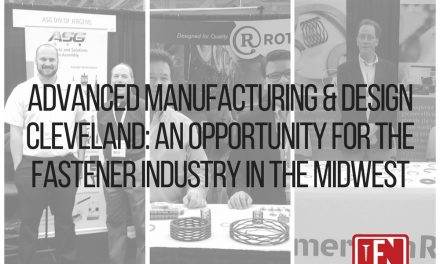 Advanced Manufacturing & Design Cleveland: An Opportunity for the Fastener Industry in the Midwest