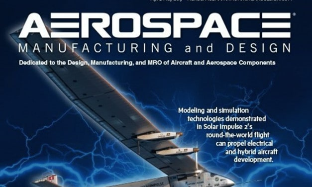 Aerospace Manufacturing and Design, April/May 2017