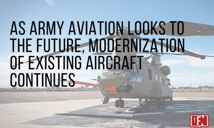 As Army Aviation Looks to the Future, Modernization of Existing Aircraft Continues