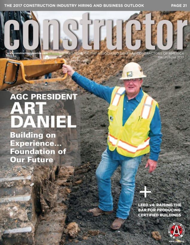 Constructor, March:April 2017