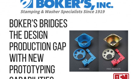 Boker's Bridges the Design Production Gap with New Prototyping Capabilities