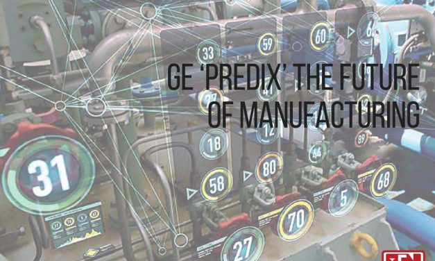 GE 'Predix' the Future of Manufacturing