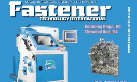 Fastener Technology International, April/May 2017