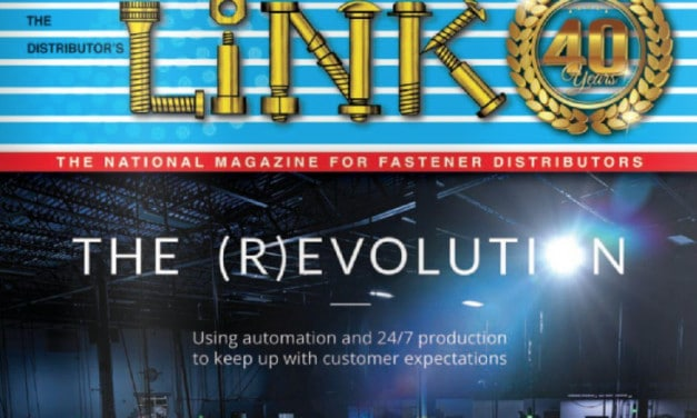 Distributor's Link, Spring 2017
